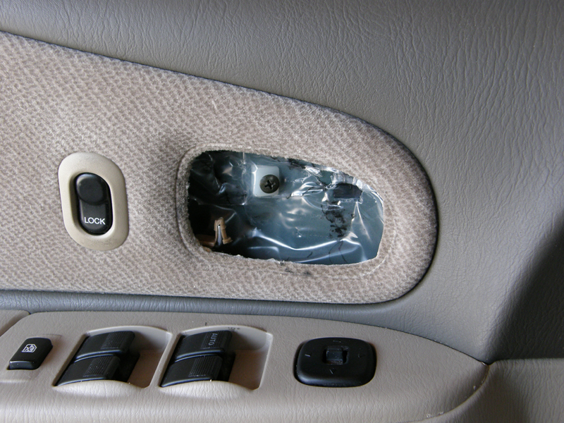 Mazda Protege Door Handle Socket
